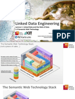 1.4 Semantic Web Technology - Linked Data