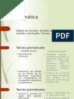 Gramática II Pesentación