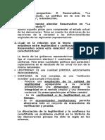 Rosanvallon, La Contrademocracia. Guia