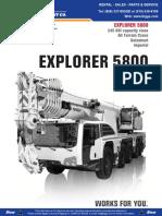 Terex-Explorer5800_058248 Grua de 220 Ton.
