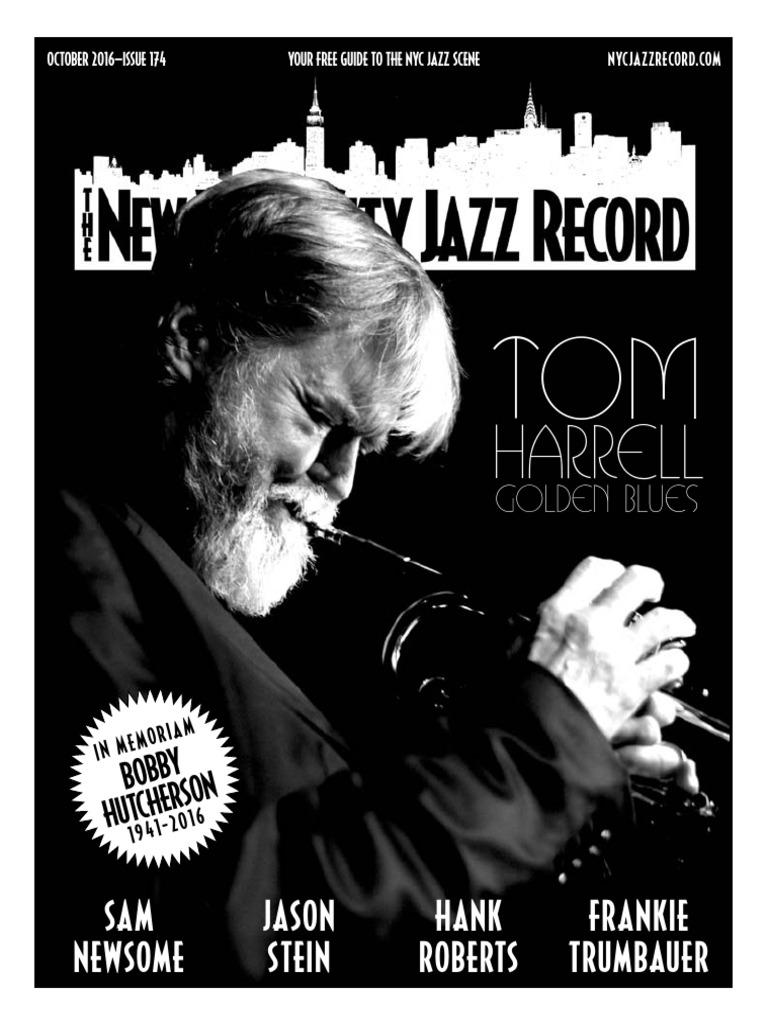 The New York City Jazz Record 11 16  418cc95162cab