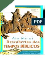 Descobertas Dos Tempos Bíblicos - Alan Millard