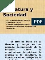 Literatura y Sociedad-Español General