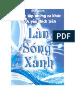 Tuyển Tập Những Ca Khúc Yêu Thích Trên Lan Sóng Xanh (NXB Phương Đông 2010)