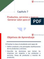 07-Productos-servicios-y-marca, Para Generar Valor Al Cliente