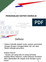 Pengenalan Sistem Hidrolik (Rev)