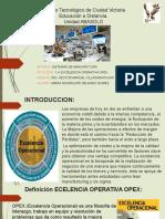 Excelencia Operativa OPEX