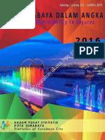 Kota Surabaya Dalam Angka 2016