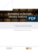 Investing in Scotch Whisky Maturation