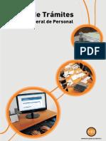 Manual de Tramites DGP