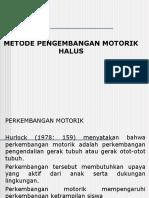 MOTORIK HALUS 2