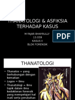 Case 2 - Rully - Thanatologi & Asfiksia