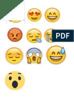 Emoticon Es