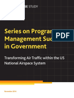 Government Success Transforming Air Traffic