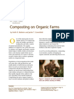 Composting on Organic Farms