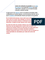 Motor de Derivacion Info