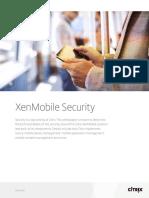 Xenmobile Security
