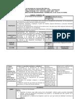 formato de planificacion argumentada 2° BLOQUE CIENCIAS NATURALES