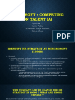 microsoft competing on talent lessons learned