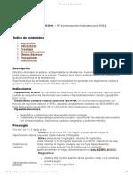 Medicamento Espironolactona 2014