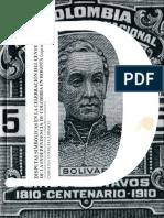 Disputas Simbólicas en la celebración del Centenario de la Independencia de Colombia en Bogotá (1910) - Carolina Venegas Carrasco
