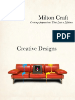 Milton Craft Design Portfolio