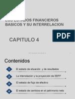 Cap 4 - Estados Financieros Básicos y Su Interrelación - URP 2015