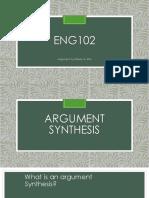 ENG1012 ArgumentSynthesis APA