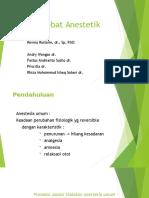 Obat-obat Anestetik 2.ppt