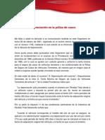 Clausula de Depreciacion en La Poliza de Casco