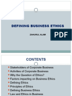 1 Defining Business Ethics PPT 15.09.2012