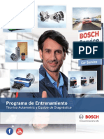 Folleto Capacitación Fina BOSCH