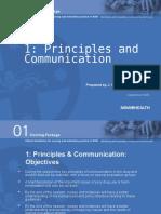 1 Principles Communication