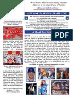 Nov / Dec 2016 CITD Newsletter