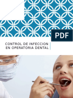 Control de Infeccion en Operatoria Dental 1