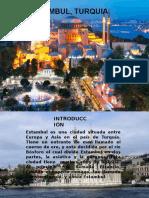 Presentación Expo Estambul