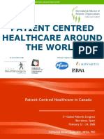 1.3 Kathy Kovacs Burns - Patient Centred Healthcare in Canada