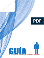 Guia Syndrome Gaucher