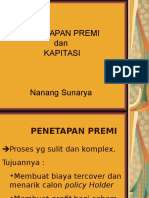 Premi Kapitasi