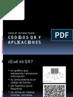 Códigos QR y Aplicaciones