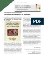 Estado actual del tratamiento del estrabismo.pdf