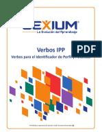 Verbos_IPP.pdf Definicion LEXIUM