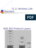 Lecture 7- WLAN Standard 802.11 William stalling slide