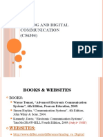 0Introduction ADC & Communication Systems