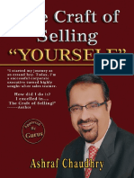 The Craft of Selling Yourself