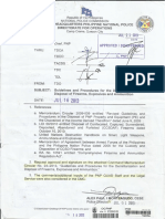 CMC 24-2013 Guidelines and Procedures for the Demilitarization