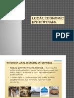 Local Government Economic Enterprises Powerpoint