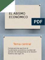 El Abismo Económico