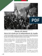 Artículo Argelia