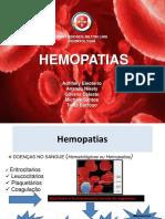 SEMINÁRIO - HEMOPATIAS